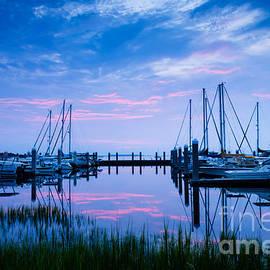 Dawna  Moore Photography - Subtle Sunset