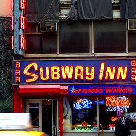 Robert Riordan - Subway Inn NYC