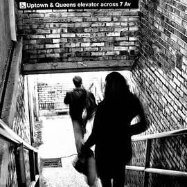 Karol Livote - Subway Shadows