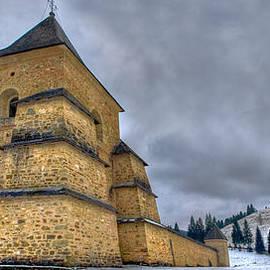 Vlad Baciu - Sucevita Monastery