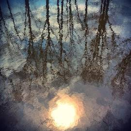 Jessica Frech - Such A #pretty #reflection In The #pond