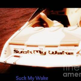 Kelly Awad - Suck My Wake