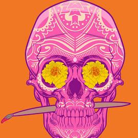 Nelson Dedos Garcia - Sugar Skull 2