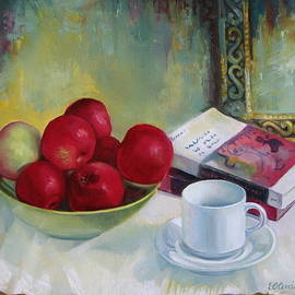Elena Oleniuc - Summer apples