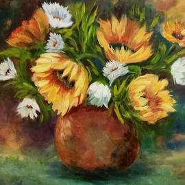 Barbara Janecka - Summer Bouquet
