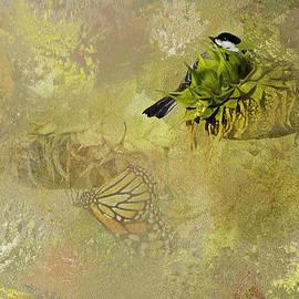 Diane Schuster - Summer Butterfly To Winter Bird