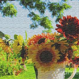 Tina M Wenger - Summer Flowers