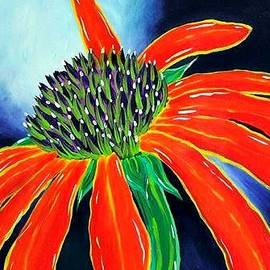 Jackie Carpenter - Summer Kissed Cone Flower