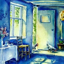 Trudi Doyle - Summer Morning Visitors