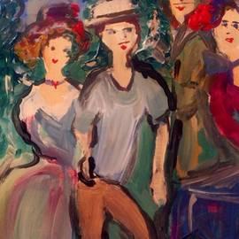 Judith Desrosiers - Summer Picnic