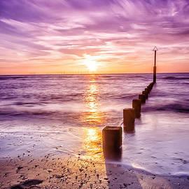Darren Wilkes - Summer Sunset
