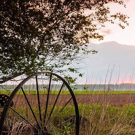Jukka Heinovirta - Summer Sunset In The Fields 3