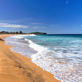 Kaye Menner - Summer Sunshine at the Beach