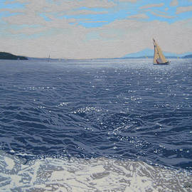 Malcolm Warrilow - Summer Yachting