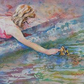 Mary Haley-Rocks - Summer