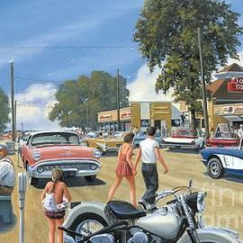 Michael Swanson - Summertime
