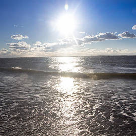 Tyrone McCants - Sun and Ocean by Tyrone Z. McCants