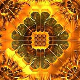 Rosemarie Edwards - Sun Dial