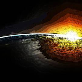 Bruce Iorio - Sun on Horizon