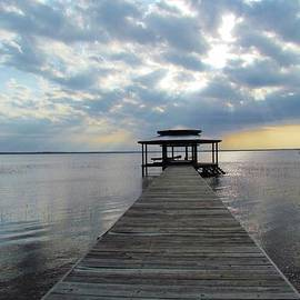 Cynthia Guinn - Sun Rays On The Lake