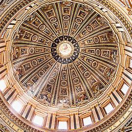 Weston Westmoreland - Sun rays through the Dome