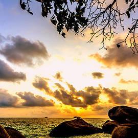Jijo George - Sun Sand Sea and Rocks 2