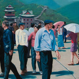 Christopher Reid - Sunday Afternoon On The Great Wall