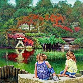 Michael Frank - Sunday at the Park