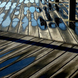 Robert Riordan - Sunday Morning Boardwalk
