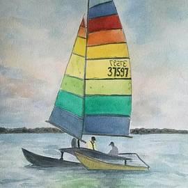 M Carlen - Sunday on the Harbor