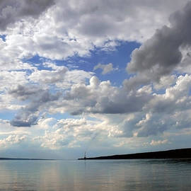 Christina Rollo - Sundown On Cayuga Lake