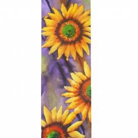 Chrisann Ellis - Sunflower Abstract
