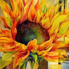 Hailey E Herrera - Sunflower Canopy