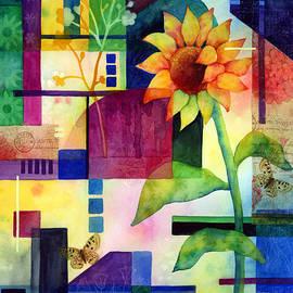 Hailey E Herrera - Sunflower Collage 2