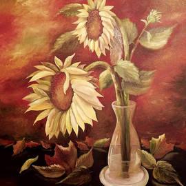 Laura Brown - Sunflower Glory