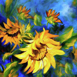 Georgiana Romanovna - Sunflower Glory