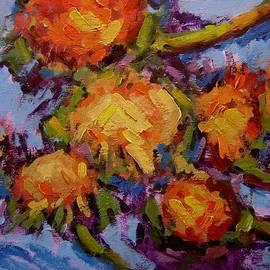 R W Goetting - Sunflower heads II