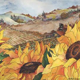 Meldra Driscoll - Sunflower Serenity