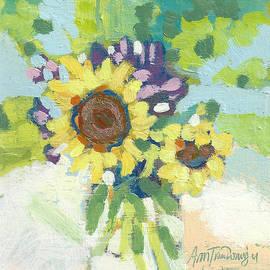 Ann Trainor Domingue - Sunflower Splash