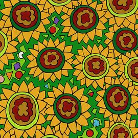 Rojax Art - Sunflowers 2