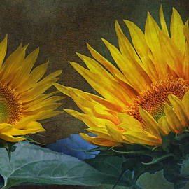 Angie Vogel - Sunflowers