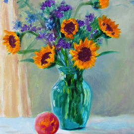 Bonnie Mason - Sunflowers