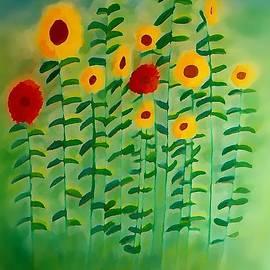 Elizabeth Sullivan - Sunflower Garden