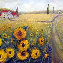 Loretta Luglio - Sunflowers
