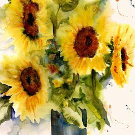 Maria Hunt - Sunflowers