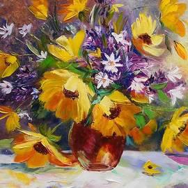 Marina Wirtz - Sunflowers