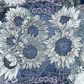 Jack Torcello - Sunflowers Paris