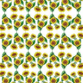 Irina Sztukowski - Sunflowers Pattern I