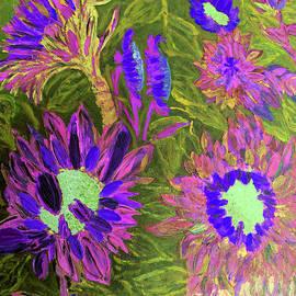 Vicky Tarcau - Sunflowers