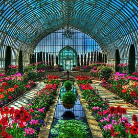 Amanda Stadther - Sunken Garden Marjorie Mc Neely Conservatory